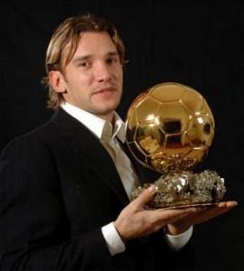 Обладатель «Золотого мяча» 2004 года